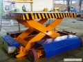 Hydraulic Lifting Table-Capacity: 6 tons